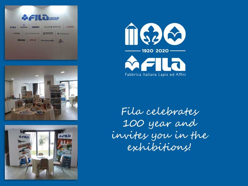 FIL Acelebrates 100 yearsand invites you in the exhibitions!
