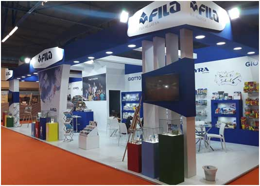 Thank you for visiting us in Fila Hellas Booth in School & Office 2018!